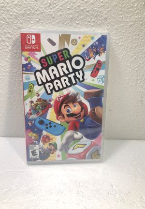 Super Mario party Nintendo switch for Sale in Fullerton, CA
