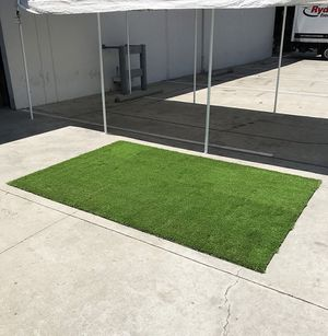 (NEW) $95 Synthetic 10'x6.6' ft Landscape Fake Grass Mat Artificial Pet Turf Lawn Garden Yard for Sale in South El Monte, CA