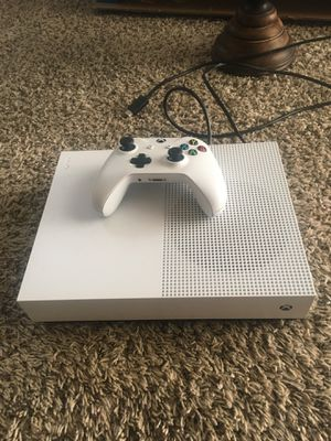 Xbox one s price firm pick up only for Sale in Columbia, SC