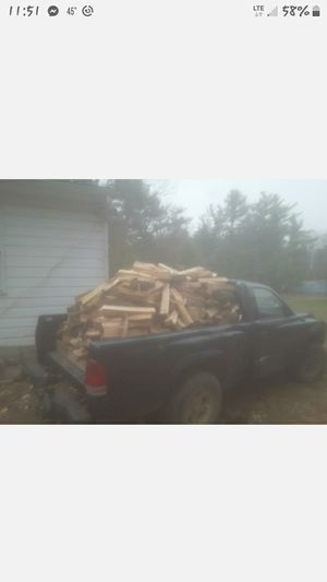 Truckload of seasoned locust and red oak firewood equivalent to a cord for Sale in Elkton, VA