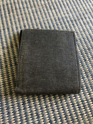 Grey and black Swiss Gear Wallet for Sale in Falls Church, VA