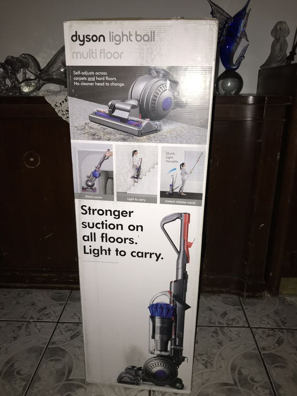 Dyson vacuum (light ball)