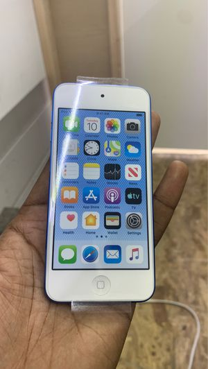 Ipod gen 7 for Sale in East Cleveland, OH