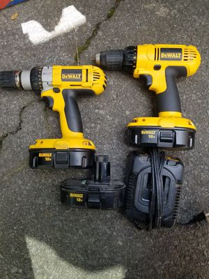 18v dewalt for Sale in Fairfax, VA