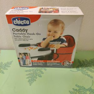 Chicco Caddy Portable Hook on High Chair for Sale in Cerritos, CA