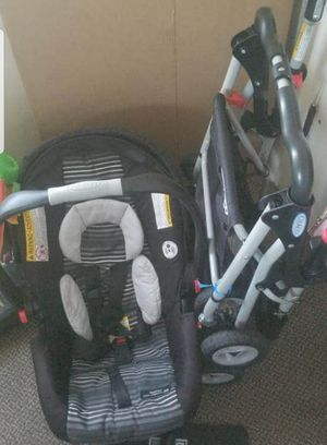 Car seat and stroller for Sale in Milwaukee, WI