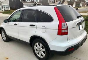 White 2007 Honda CRV EX AWDWheels Good for Sale in Atlanta, GA