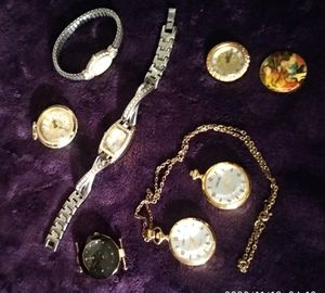 Wrist and Pocket Watches BUNDLE for Sale in Gladstone, OR