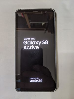Samsung Galaxy S8 Active 64gb Unlocked for Sale in Murrieta, CA