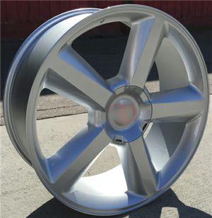 "moresrand New 22"" Rep27 6x139.7 Silver Wheels for Sale in Miami Springs, FL"