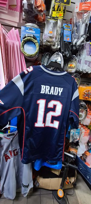 Nike Patriots Brady jersey for Sale in Santa Ana, CA