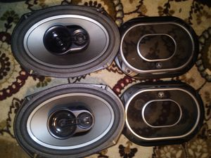 A Pair of JL Audio C2-690tx for Sale in Anaheim, CA