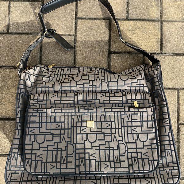 DVF Diane Von Furstenberg Garment Bag/ Luggage! $695