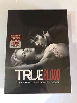 Trueblood season 2 DVD for Sale in Yuma, AZ