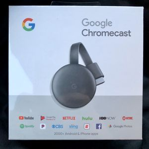Google Chromecast for Sale in Huntington Beach, CA