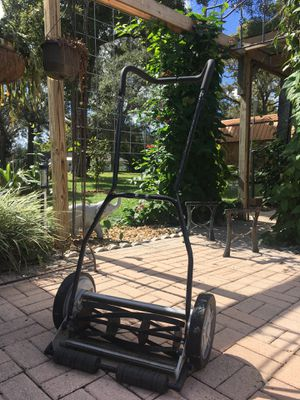 Manual lawn mower for Sale in Spring Hill, FL