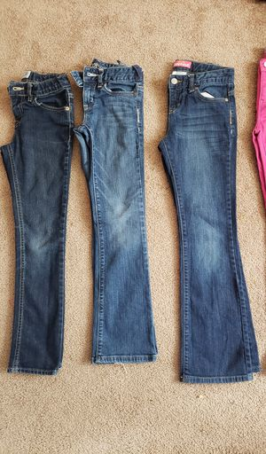 Girls jeans size 10 for Sale in Phoenix, AZ