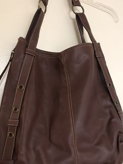 Axcess Leather Shoulder Bag for Sale in College Park,  MD
