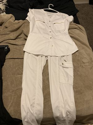 XS White Jaanuu Scrubs for Sale in Surprise, AZ