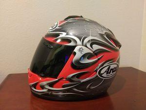 Arai Vector medium motorcycle helmet for Sale in Littleton, CO