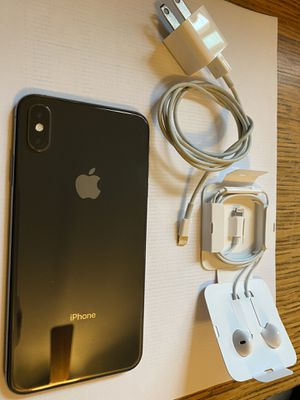 iPhone 10 XS Max 256 GB for Sale in Golden, CO