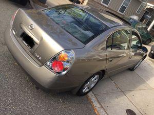 2004 Nissan Altima 2.5S for Sale in Elizabeth, NJ