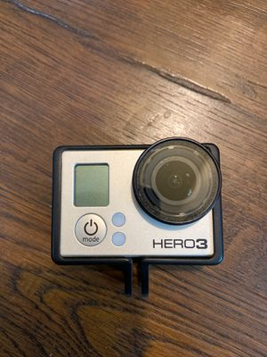GoPro Hero 3 Black Edition for Sale in Alhambra, CA