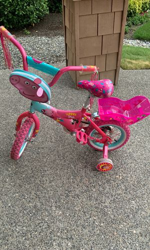 Bike for girls 12 inch for Sale in Maple Valley, WA