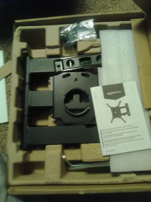 Amazon Basics TV Wall Mount for Sale in Colorado Springs, CO