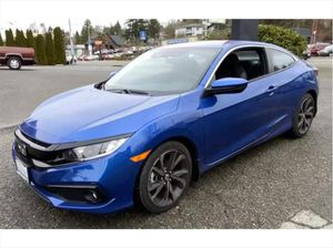 2020 Honda Civic Sport Coupe 2D for Sale in Seattle, WA