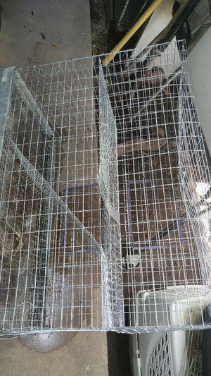 Double stack cage good condition for Sale in Phoenix, AZ