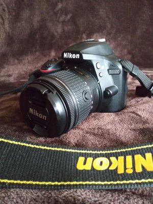 Nikon D3400 Digital SLR Camera & 18-55mm for Sale in Anoka, MN