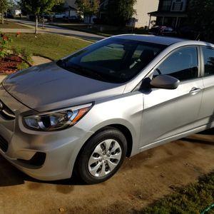 2016 Hyundai accent for Sale in Fayetteville, GA