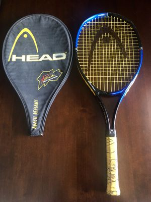 "Tennis Head ""AGASSI DEFEAT"" for Sale in NEW CARROLLTN, MD"