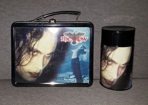 The Crow Lunchbox for Sale in Victoria, TX