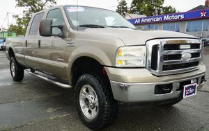2006 Ford Super Duty F-350 SRW for Sale in Tacoma, WA