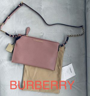 BURBERRY CROSSBODY BAG NEW for Sale in Chicago, IL