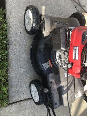 Honda power craftsman lawn mower self propel get read to run for Sale in Miami Gardens, FL