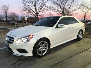 2014 Mercedes Benz E350 for sale for Sale in Fairfax, VA