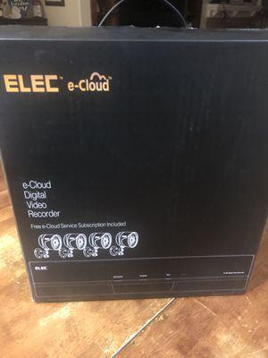 Elec e-cloud Surveillance System for Sale in Fontana, CA