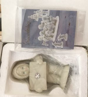 Snowbabies Extra special delivery, April for Sale in Loveland, OH