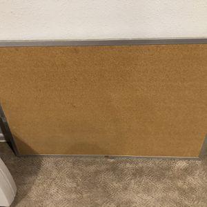 Cork board for sale for Sale in La Cañada Flintridge, CA