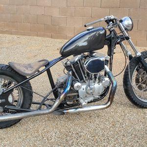 1975 Hardtail Harley Bobber for Sale in Litchfield Park, AZ