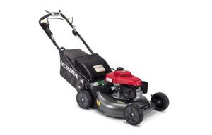 Honda 21 in. 3-in-1 Variable Speed Gas Walk Behind Self Propelled Lawn Mower with Blade Stop for Sale in Seattle, WA
