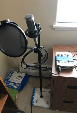 MIC FOR SALE W/Tascom Interface for Sale in Anchorage, AK