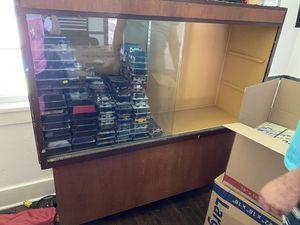 Light up display case for Sale in Nashville, TN