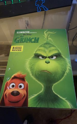 The Grinch DVD for Sale in Placentia, CA