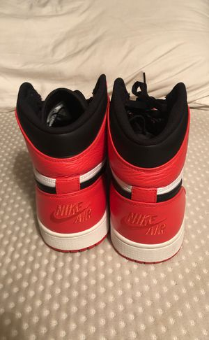 Jordan 1 Retro Rare Air Max Orange for Sale in Austin, TX
