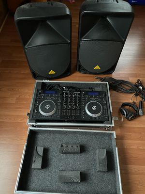DJ Equipment for sale for Sale in Chicago Ridge, IL