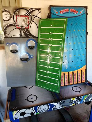 Air hockey table - kids size for Sale in Mesa, AZ